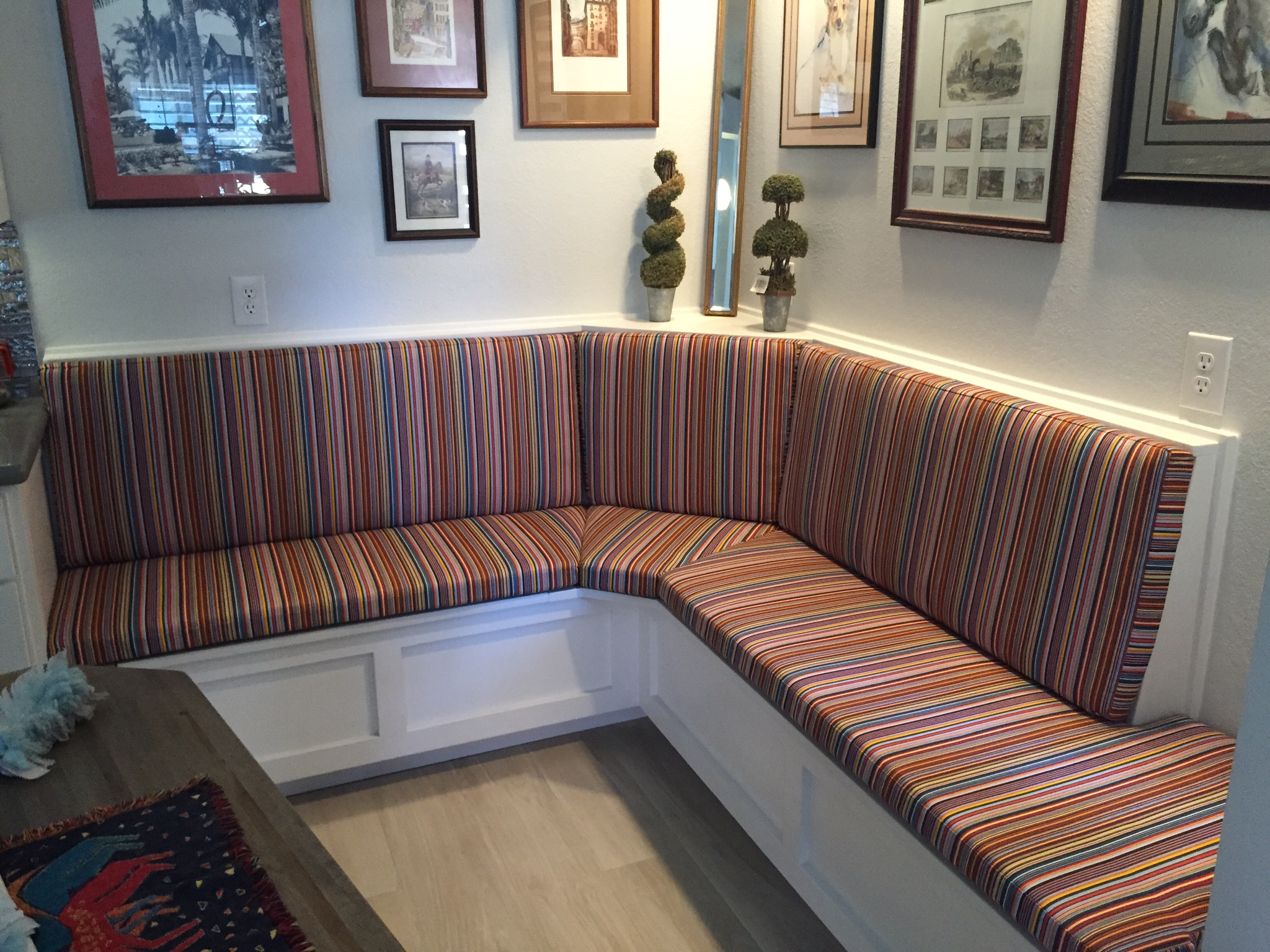 Home - Custom Commercial Upholstery Shop & Services