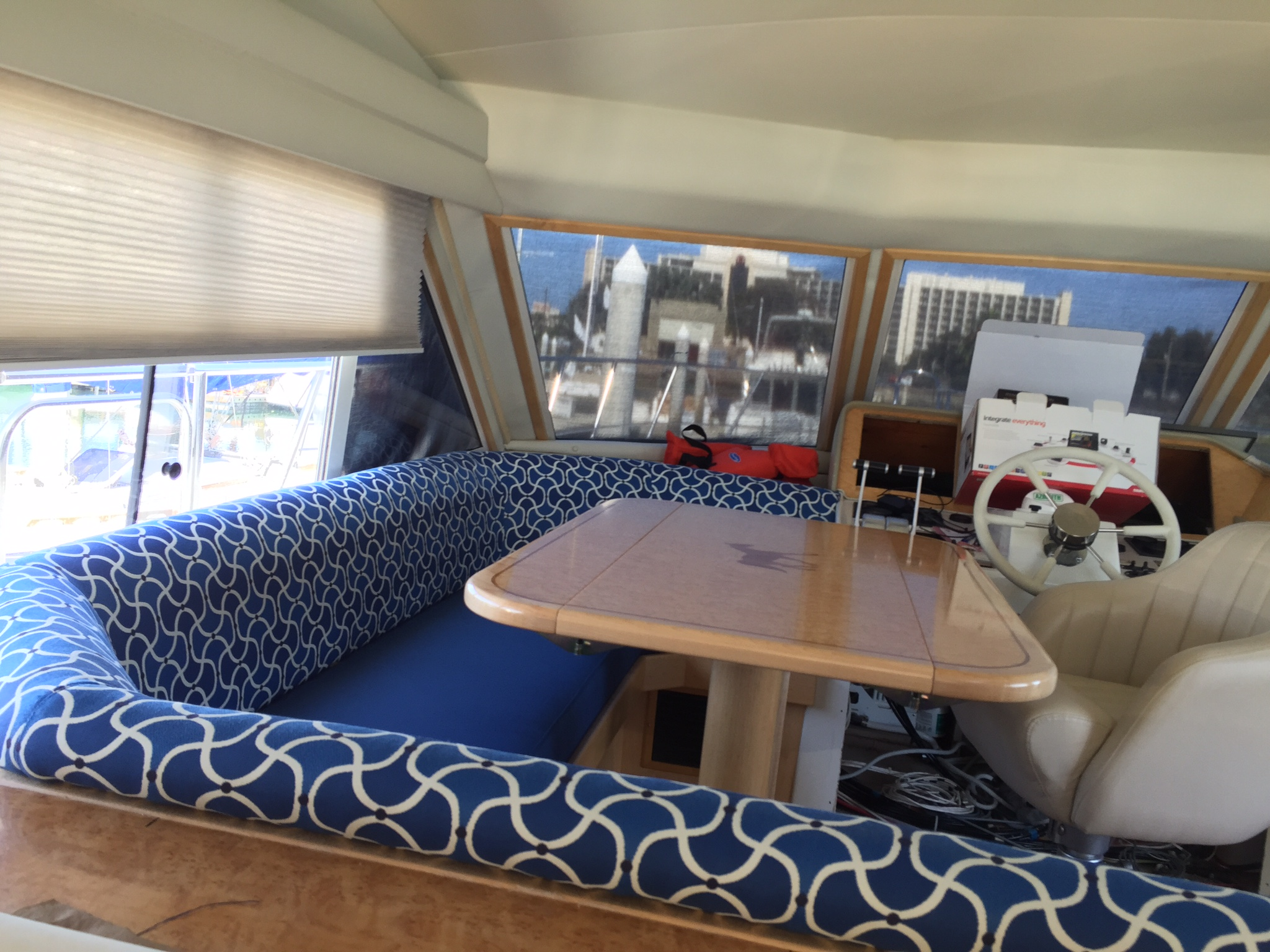 SK Upholstery - Boat & Yacht