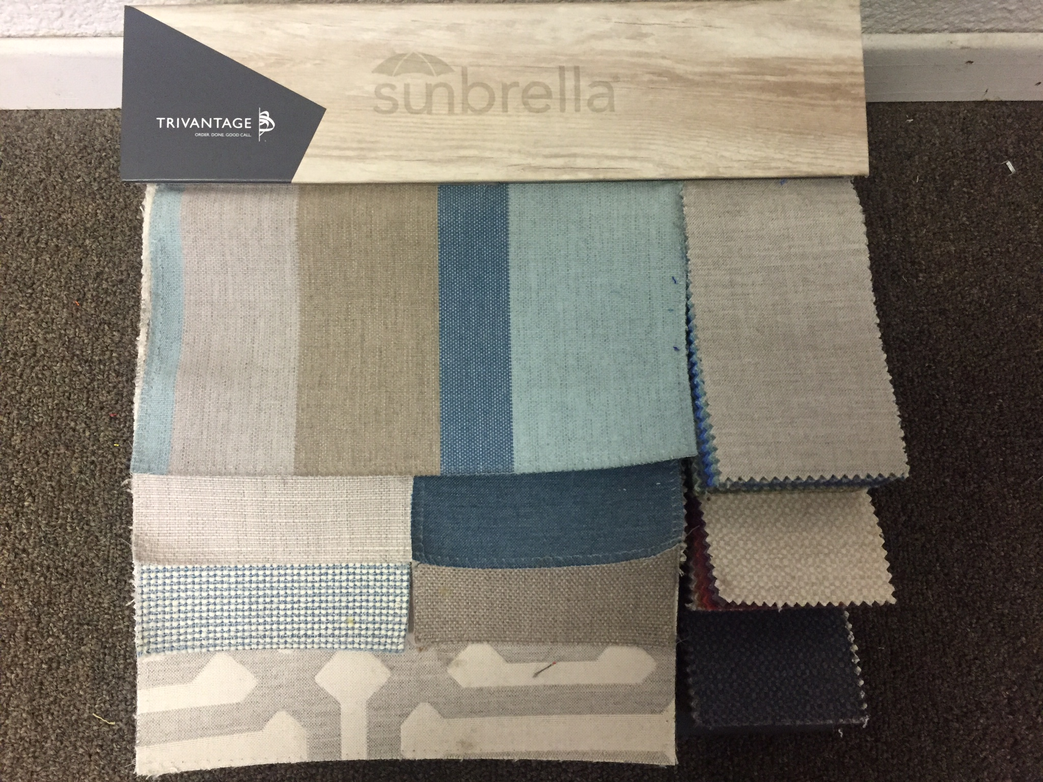 Sunbrella 2016 -2017 New Book Out